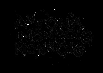 antònia monroig // disseny gràfic i projectes mulltidisciplinars